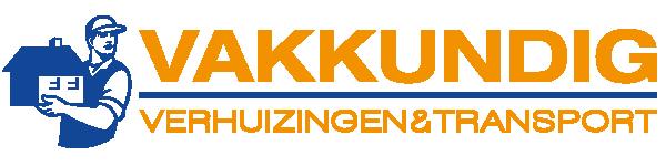 Vakkundig Verhuizingen & Transport Logo